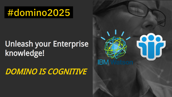 IBM #Domino2025 is COGNITIVE