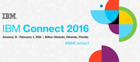 Figure 1: IBM Connect 2016 Banner